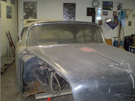 '56 Chevy Restoration