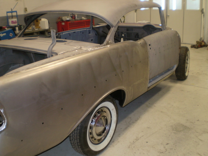 Chevyrestoration
