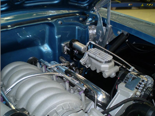 57 Chevy Hydro Boost