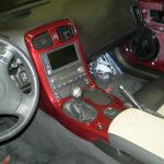 Corvette C6 custom interior